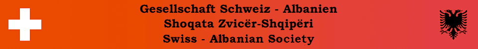 Swiss – Albanian Society