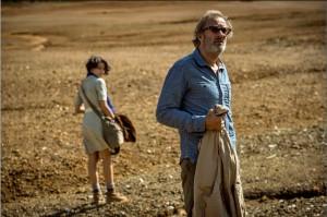 Kristina Ago und Carlo Brandt in »De l'autre côte de la mer«