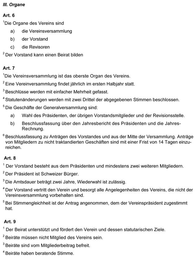 Statuten GSA Seite 2