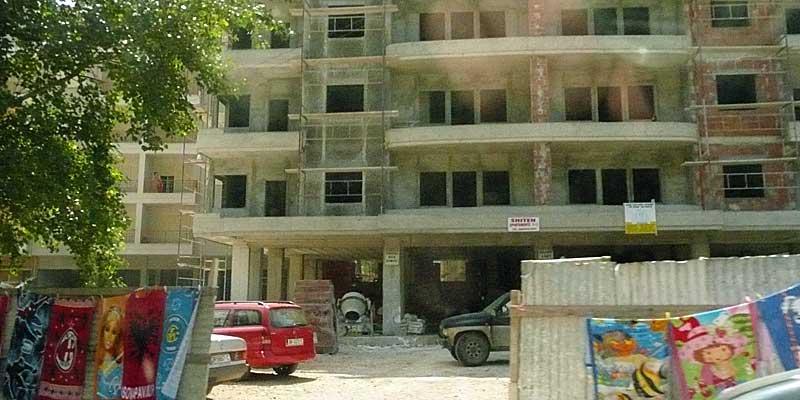Reisebericht 2008 – Baustelle