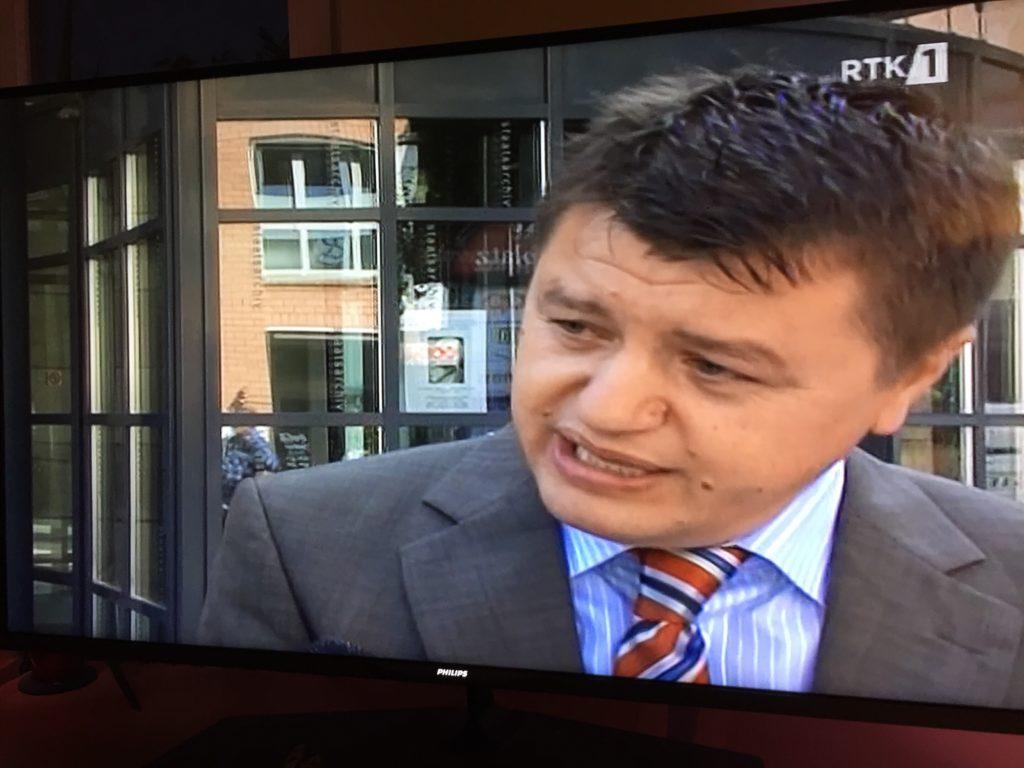 Albert Ramajim Interview