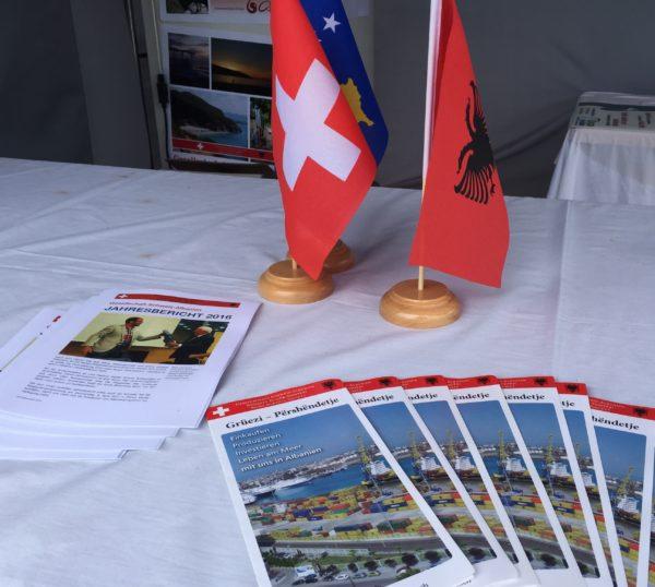 Albanian Festival in Schaffhausen