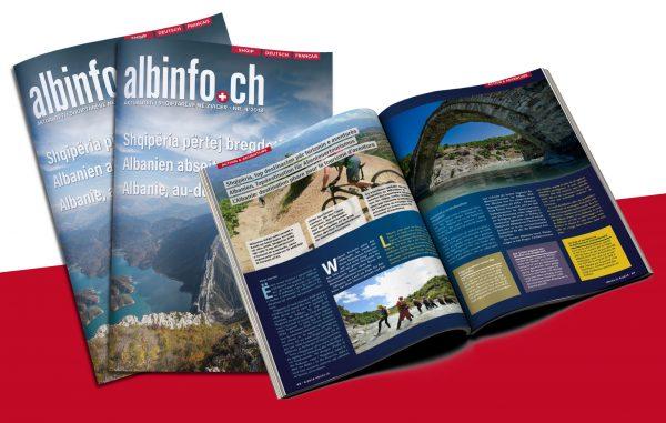 Sonderveranstaltung «Albanien, eine touristische Attraktion»