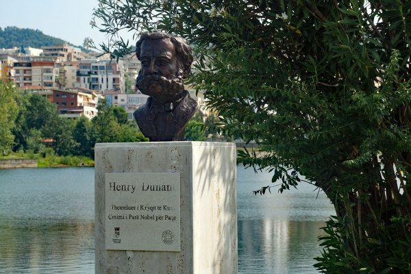 Ein Denkmal für einen Schweizer