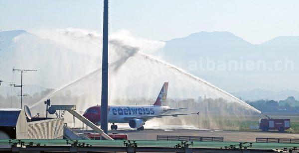 Schweizer Reiseagenten besuchen Albanien
