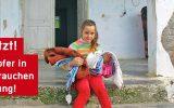 Spende für Erdbebenopfer Albanien