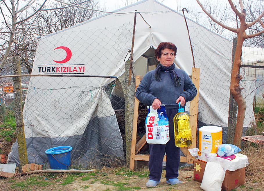 Nach Erdbeben in Albanien: Hilfe für bedürftige Landbevölkerung